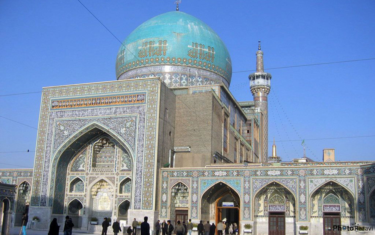 Gowharshad Mosque