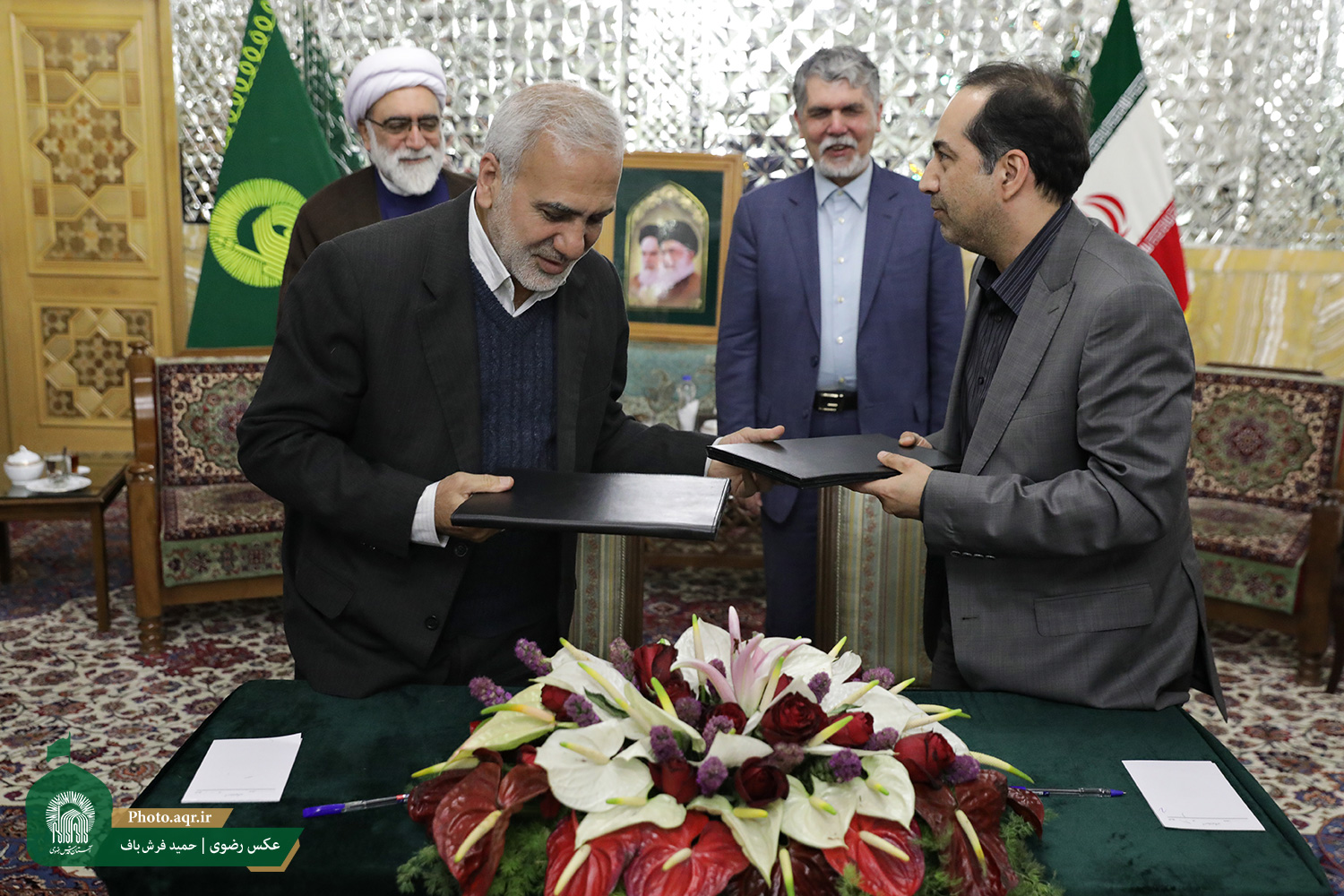 AQR and Ministry of Culture sign MoU for closer cooperation