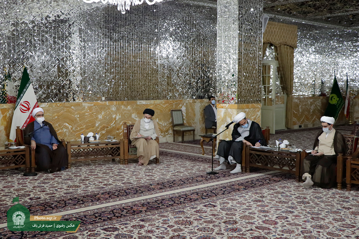 Deputy Office for Islamic Ideology Dissemination holds first meeting of Board of Thinkers