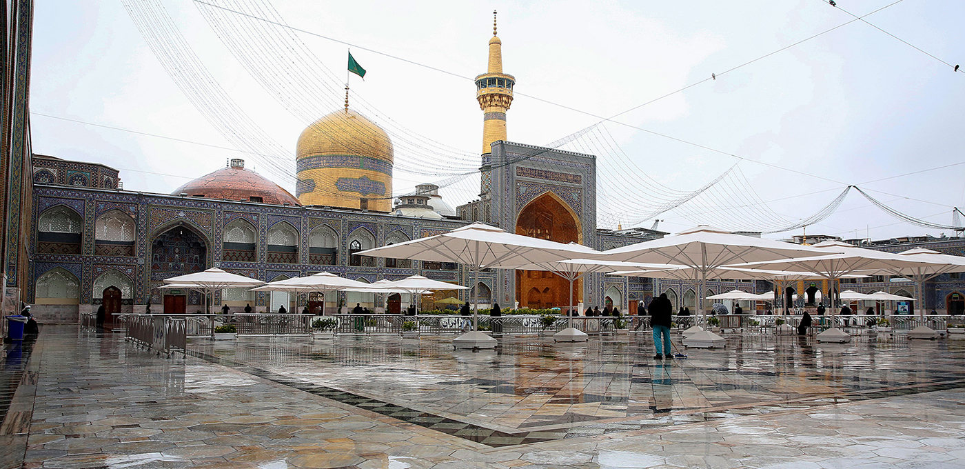 Holy Shrine of Imam Reza(A.S)50
