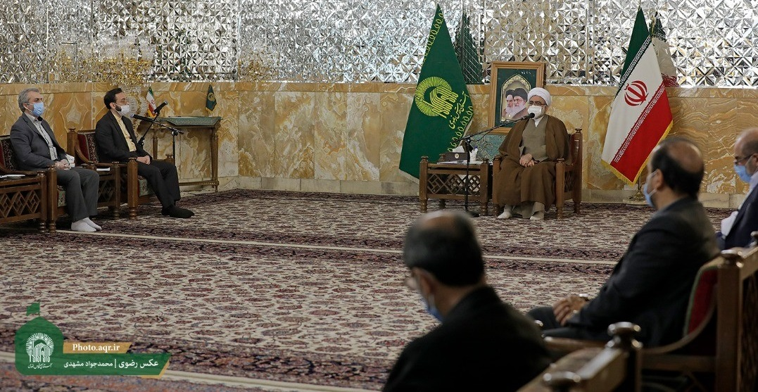 AQR must play role in recruiting elite manpower for Islamic Revolution: chief custodian