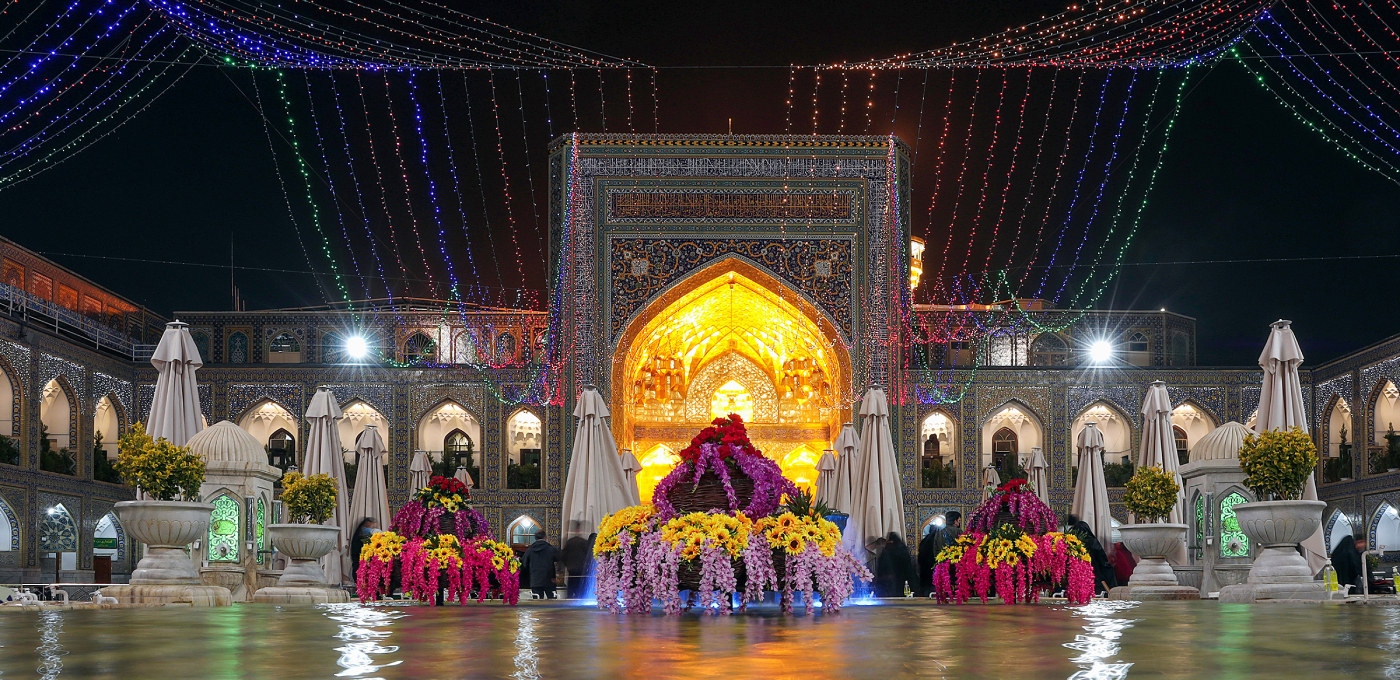 Holy Shrine of Imam Reza(A.S)52