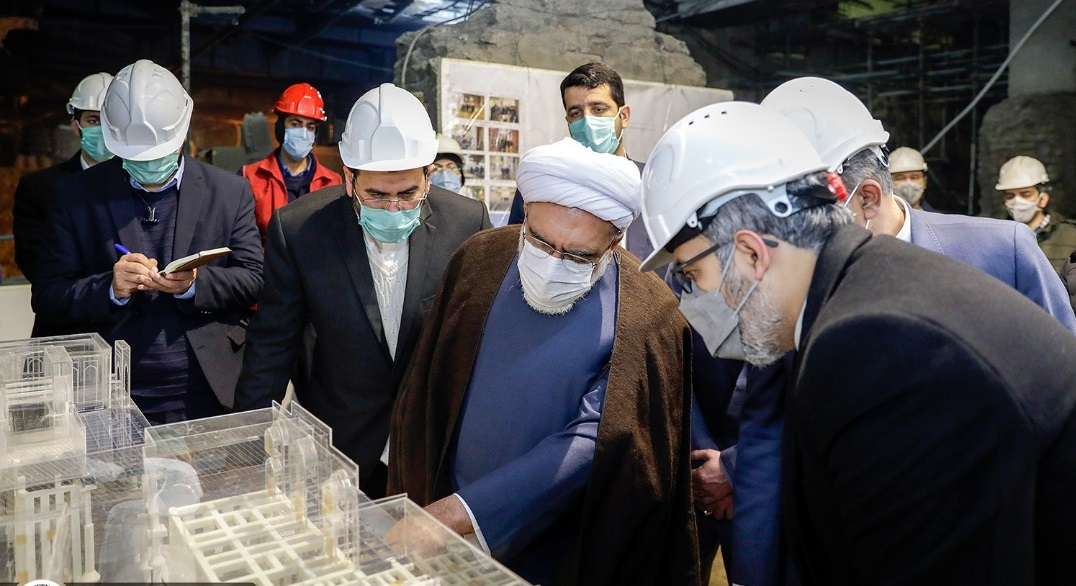 AQR plans to expand roofed space of Imam Reza (AS) holy shrine