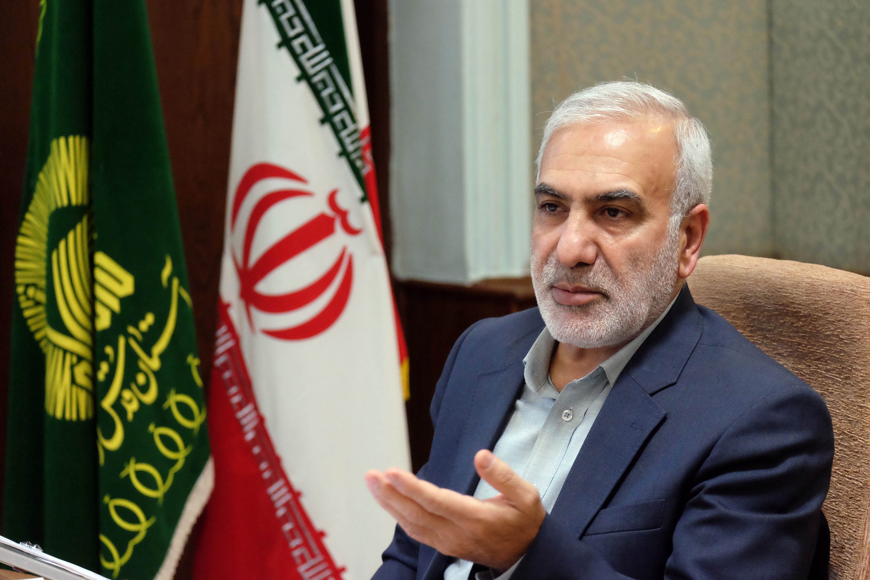 Razavi conduct necessary to stand against enemies' cultural attacks: AQR deputy chief custodian