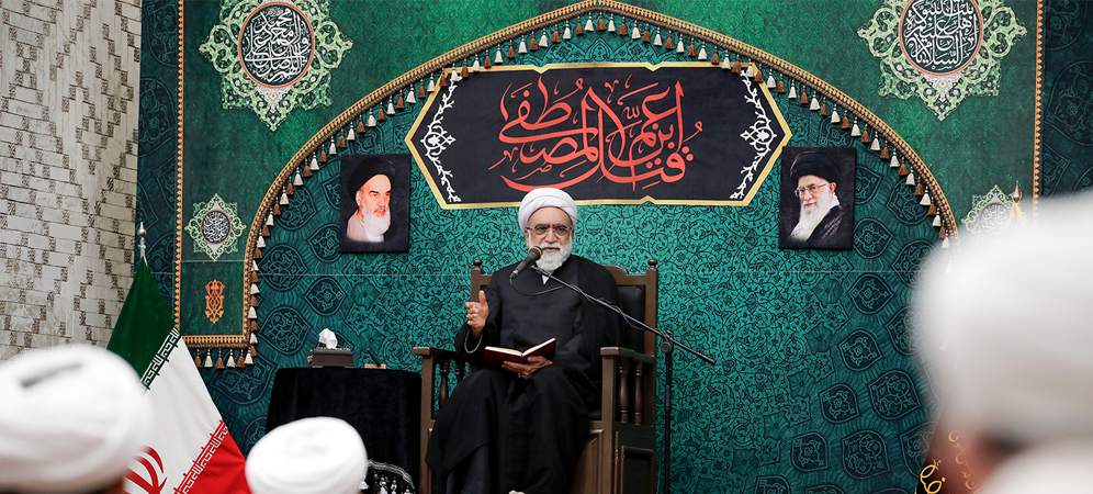 Followers of Imam Ali (AS) not indifferent to Zionists' crimes: AQR custodian
