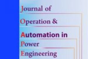 Journal of Operation & Automation in Power Engineering