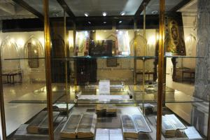 The most affluent museum of Quran of the world, nearby the Holy Shrine of Razavi,