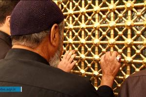 Attendance of the Mexican Muslim to Imam Reza's (A.S) Shrine