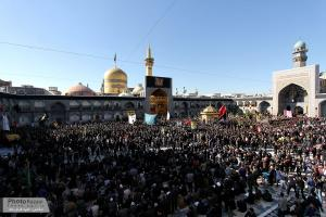 Implementation of the Nine Mourning Endowment, Particular to the First Ten Days of Muharram at Razavi Holy Shrine