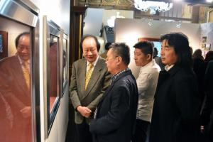 Shanghai Museum curator, artists visit Malek National Library and Museum