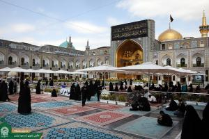 A historical survey of Imam Reza (AS) holy shrine's Muharram endowments