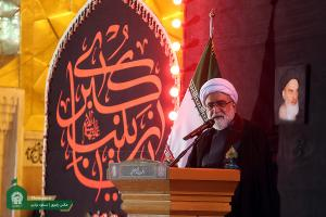Observing health protocols during Imam Hussein's mourning ceremonies brings malicious plots to naught: AQR chief custodian