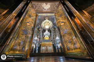 New Photos from the holy shrine of Hazrat Zeinab (SA)