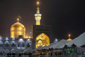 Thirty-Five Spanish-speaking people convert to Islam in Imam Reza (AS) holy shrine