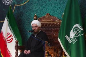 Hazrat Zahra's (SA) movement inspires culture of resistance: Leader's representative
