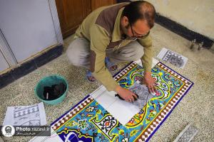 Razavi Architectural Company - Traditional Tile Factory