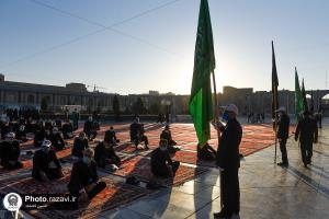 Mourning ceremony of Alem Al-Muhammad (pbuh) on the martyrdom anniversary of Imam Hadi (AS)