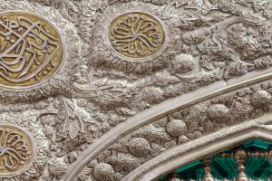 The eye-catching glory of the shrine of Imam Reza (AS)