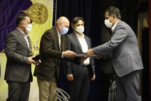 The 20th Iran National Print Industry Festival awards AQR's print and publishing institute