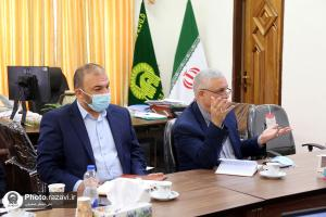 Iranian, Iraqi holy shrines sign MoU for scientific, cultural cooperation