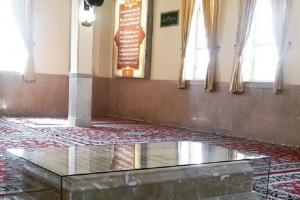 Luminaries resting in peace within the shrine confines: Sheikh Tabarsi