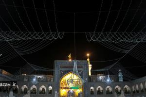 Imam Reza holy shrine marks big reduction in electricity use, water consumption