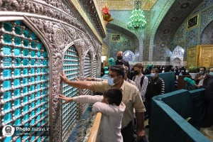 The Holy Burial Chambers (Zarihs)