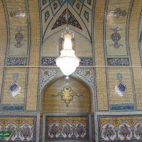 Beauty of Islamic Art and Architecture in Iran - Mirza Ja'far Mosque and Religious School