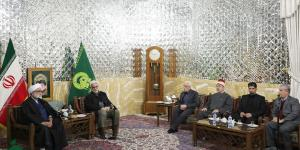 Martyrdom of Lt. Gen. Soleimani makes Iran-Iraq unity unbreakable: AQR chief custodian