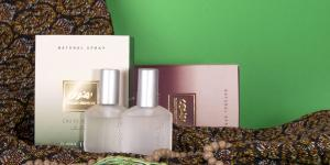 AQR business company produces over 20 perfumes with Razavi brand
