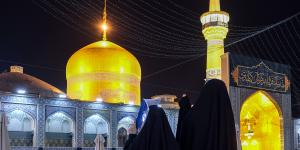 Vigil Night Ceremony of Ramadan 23rd, Was Held in the Razavi Holy Shrine